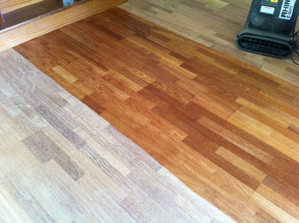 Floor Sanding Finishing In Brighton